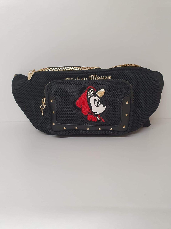 Disney - Riñonera para Mujer con diseño de Mickey Mouse: Amazon.es: Equipaje