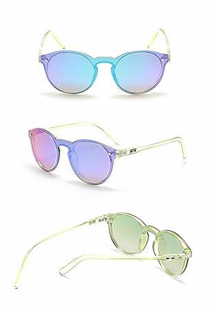 Unisex Retro de Metal Polarizado Gafas de Sol Anti-Ultravioleta Playa Debe Gafas de Sol