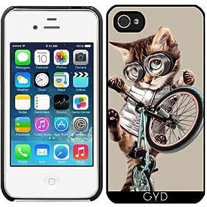 Funda para Iphone 4/4S - Bmc Gato by Adam Lawless