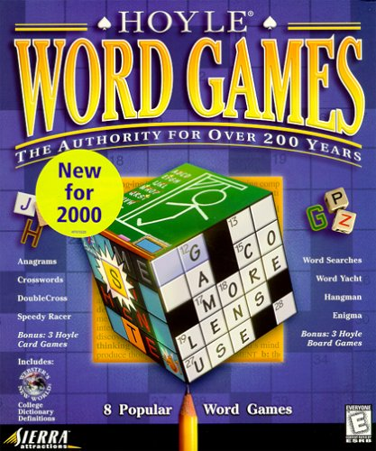 Hoyle Word Games 2000 - PC