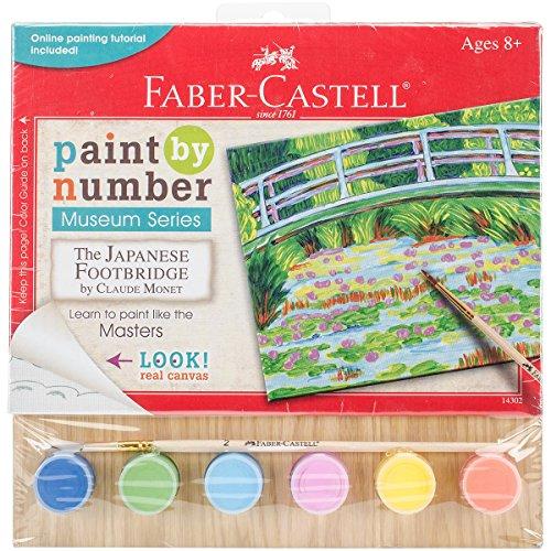 Faber Castell 14302 Paint Museum Footbridge product image