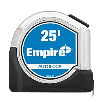 EMPIRE 25FT Tape Measure