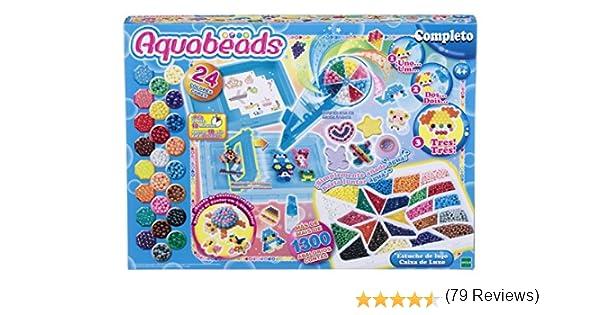 Aquabeads- Estuche de Luxe (Epoch para Imaginar 32789): Amazon.es: Juguetes y juegos