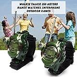 Best Walkie Talkies Watches - FidgetFidget Walkie Talkie 2PC Outdoor Kids Watch Wrist Review