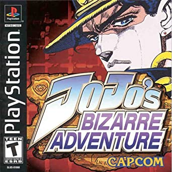 Amazon com: JOJOS BIZZARE ADVENTURE - PS1 [PlayStation]: Video Games