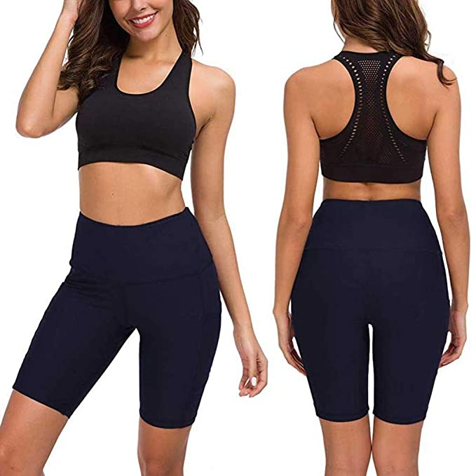 Amazon.com: Fafalisa - Pantalones de yoga para mujer, hasta ...