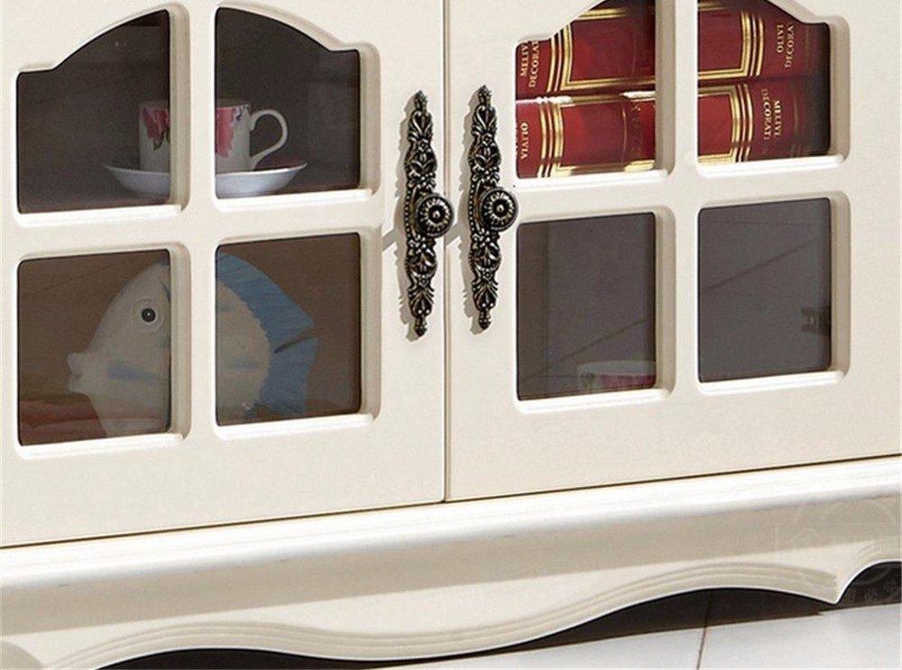 Tirador de Puerta Vintage Tiradores y manijas de Muebles ...