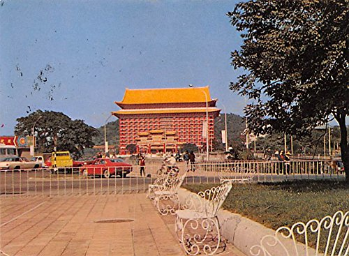 Taipei Grand Hotel Taipei China, People's Republic of China Postcard