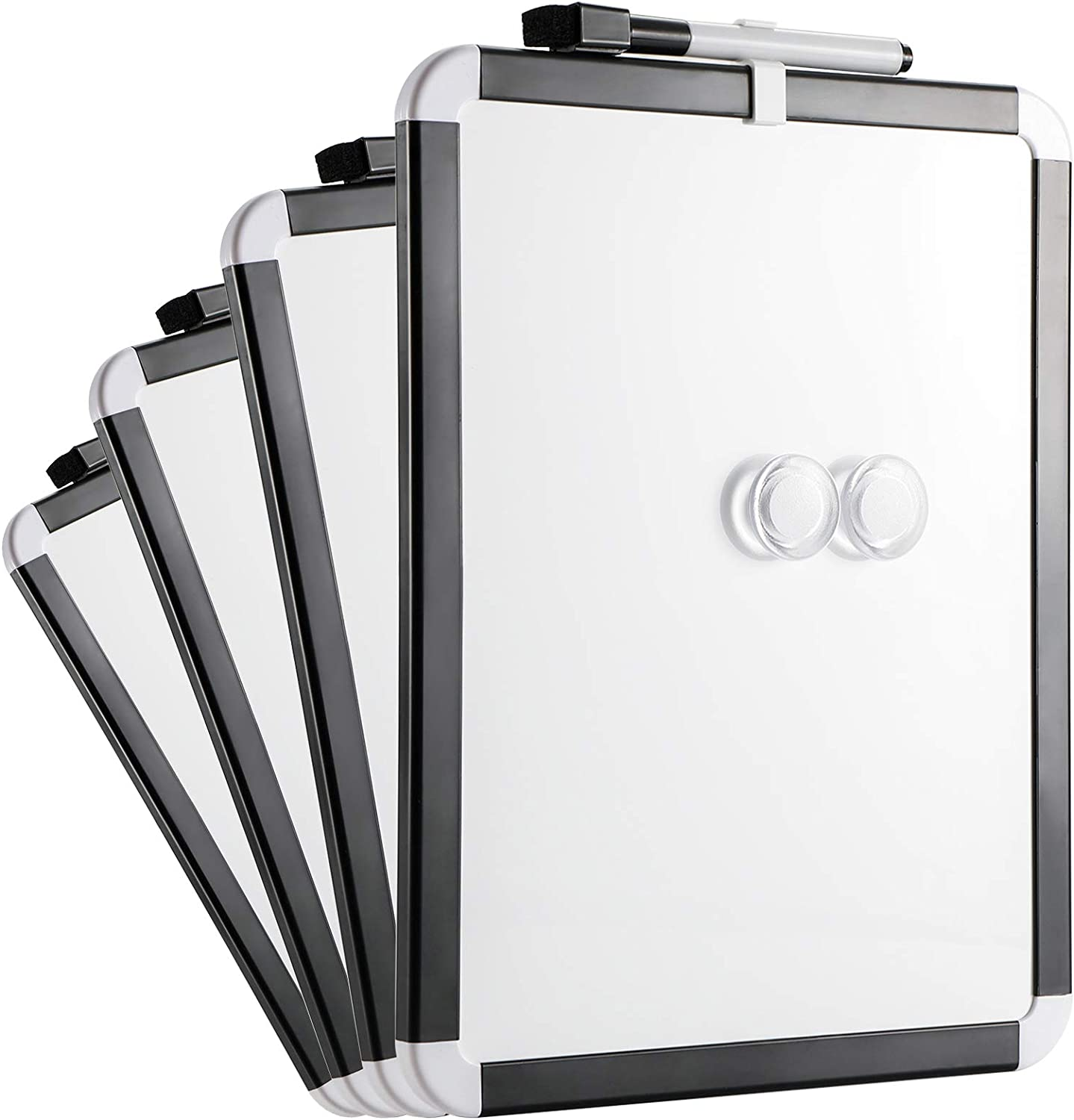 """Magnetic Dry Erase Board 8.5/""""x11/"""" With 1 Marker And 1 Magnet USA Seller!"""