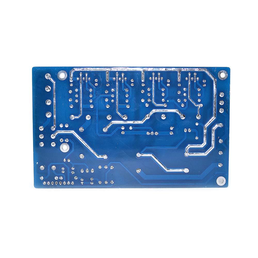 Q-BAIHE DIY Kits LM1875 Doble Salida Paralelo Fiebre HiFi Amplificador de Potencia Junta Kits sin disipador de Calor: Amazon.es: Electrónica