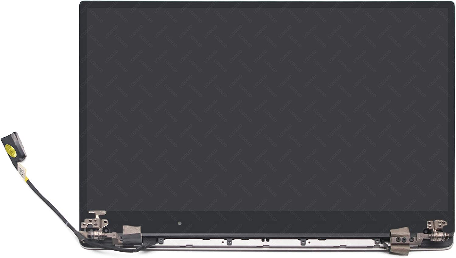 LCDOLED Replacement 99% New 15.6 inches UHD 4K IPS Full LCD Display Touch Digitizer Screen Complete Assembly for Dell XPS 15 9550 9560 Precision 5510 5520 P56F P56F001 (3840x2160 Touch Version)