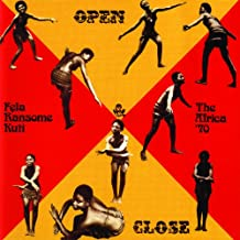 Open and Close/Aphrodisiac