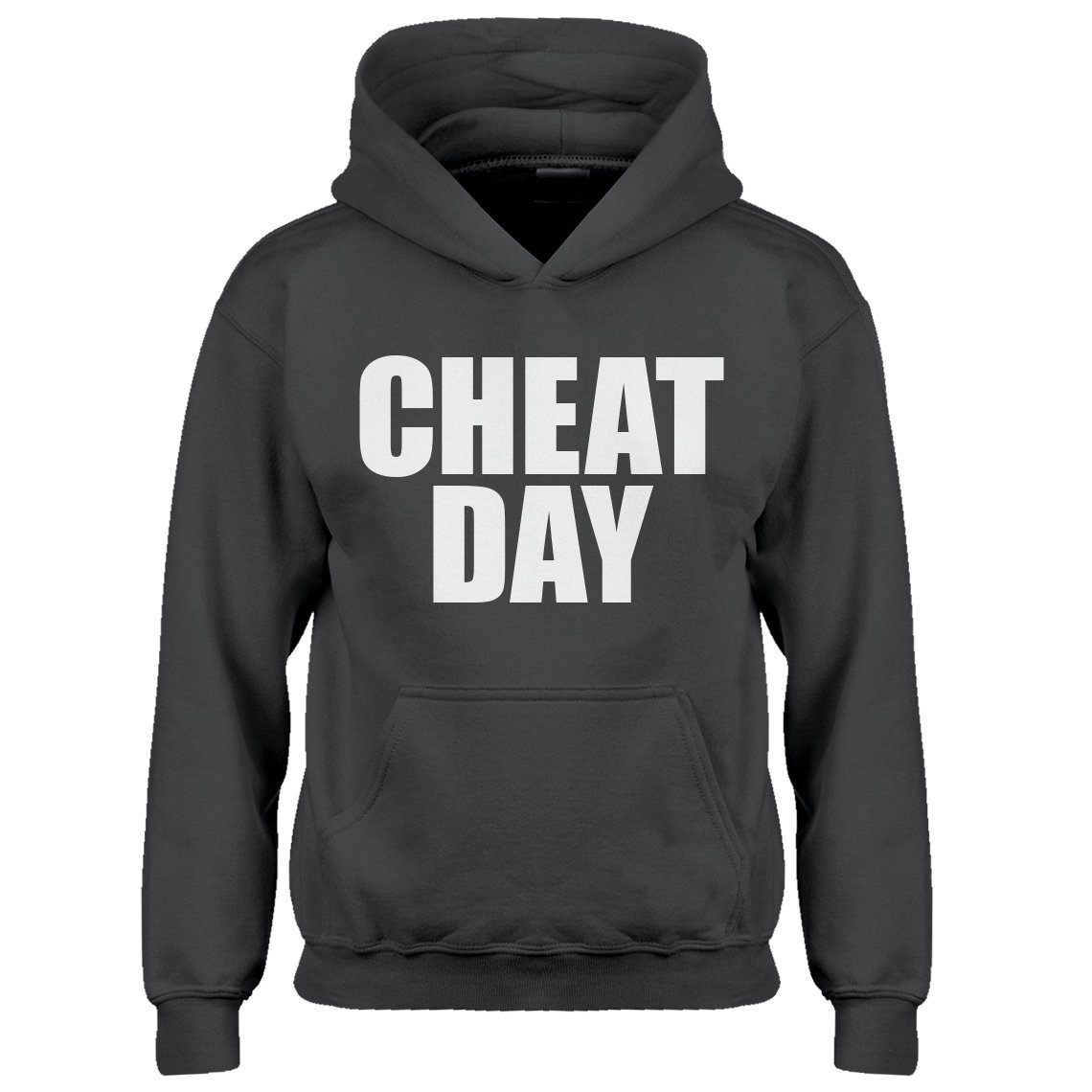 Indica Plateau Youth Cheat Day Kids Hoodie