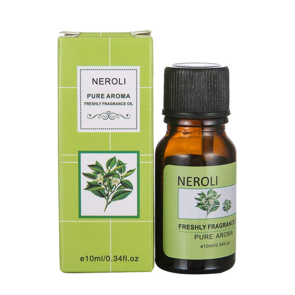10ml Essential Oils Pure Natural Aromatherapy Oils Choose Fragrance Aroma Flower (Neroli)