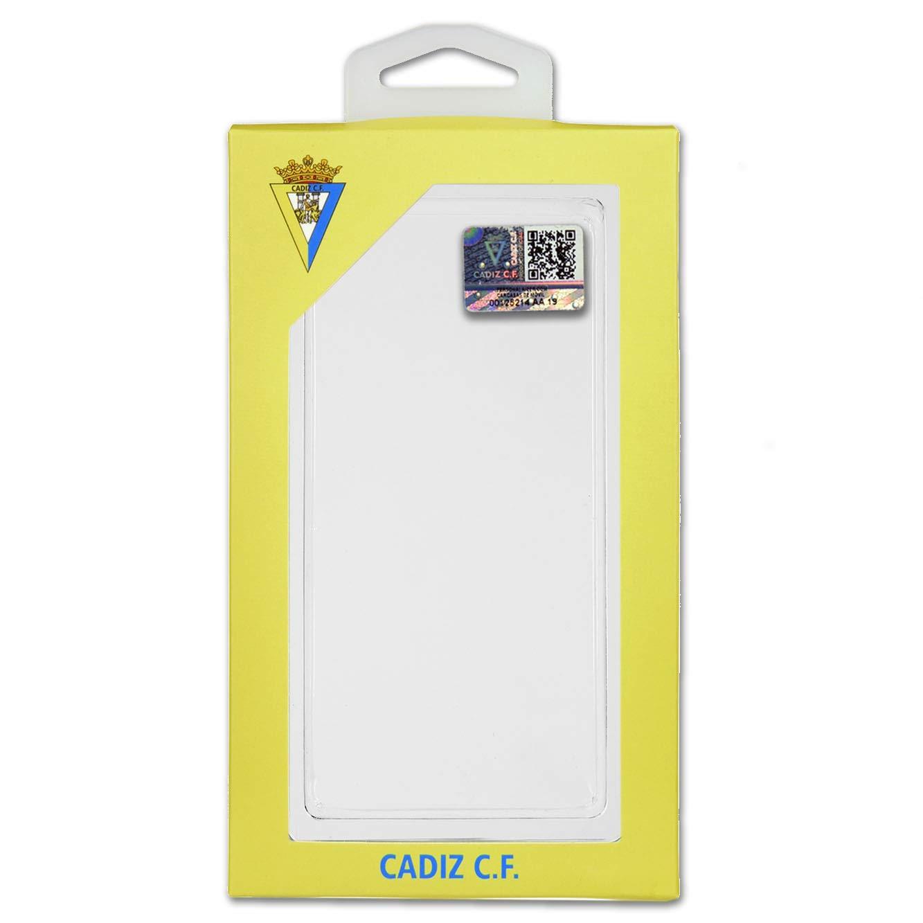 Funda para iPhone 11 del Cádiz para Proteger tu móvil. Carcasa ...