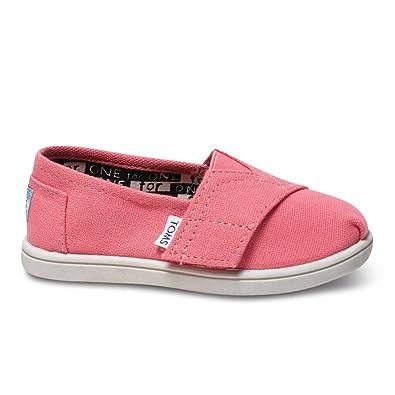 a9f2c75747ff88 Amazon.com  TOMS Classic Infants Sneakers Pink  Shoes