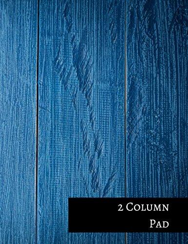 Double Entry Journal (2 Column Pad: Columnar Format)