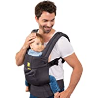 LÍLLÉbaby Complete Airflow Six-Position Baby Carrier, Charcoal