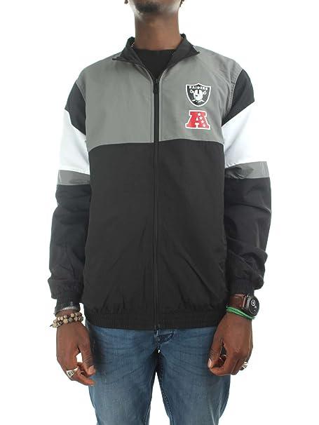 Track top New Era - Nfl Oakland Raiders F O R Track negro ...