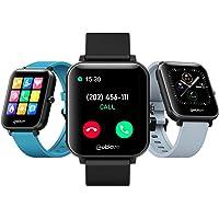 COLTD Bluetooth Calling Smart Watch IP67 Fitness Tracker Monitor de ritmo cardíaco Reloj digital deportivo, Smartwatch…