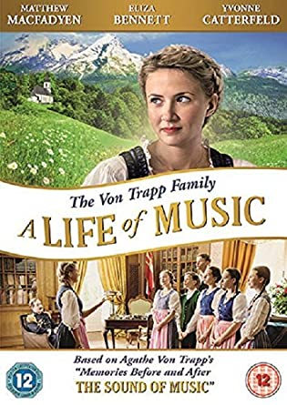 The Von Trapp Family - A Life of Music [DVD]: Amazon co uk