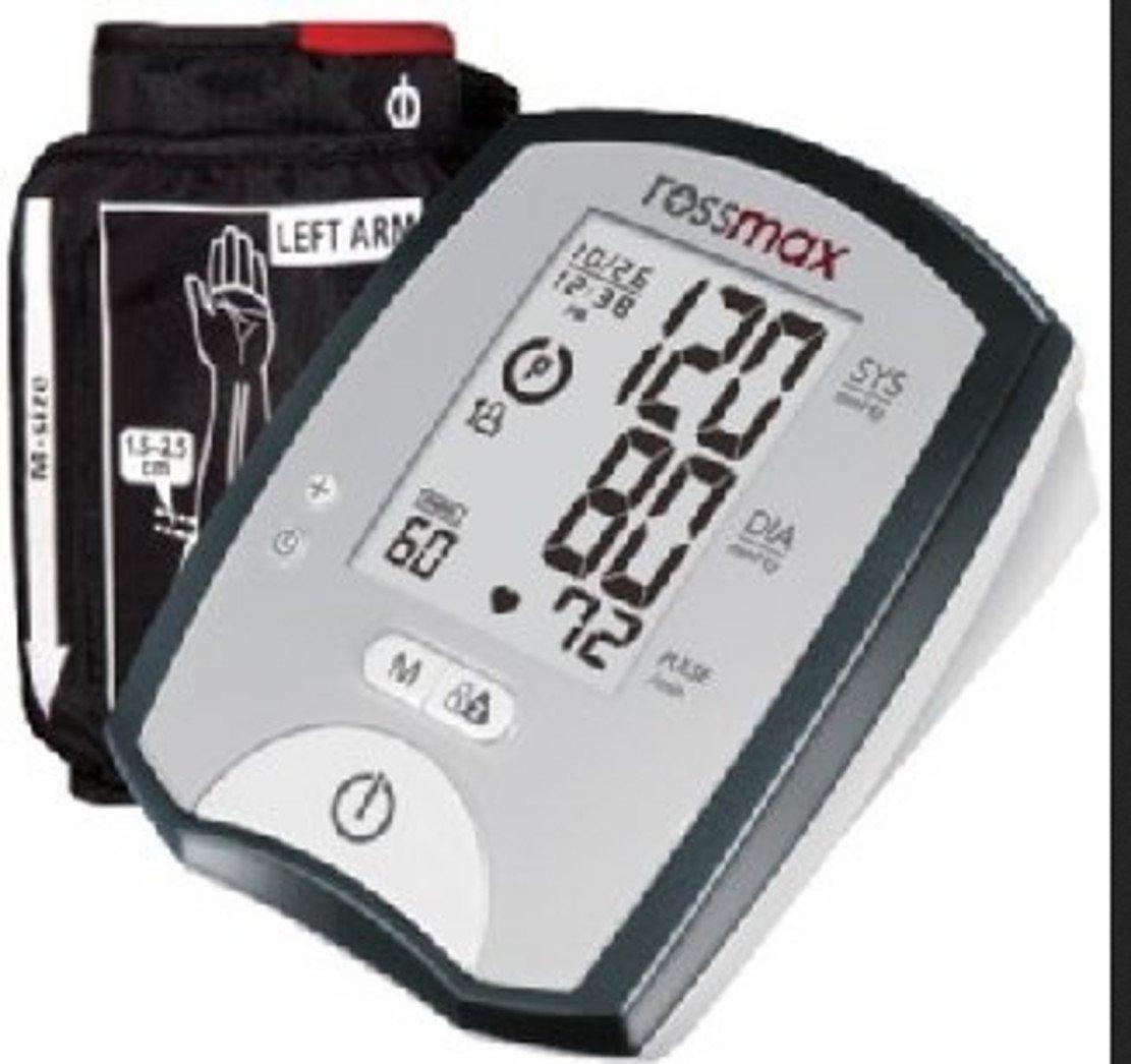Amazon.com: Rossmax MJ701f Blood Pressure Monitor: Health & Personal Care