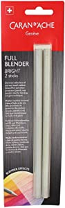 CREATIVE ART MATERIALS Caran D'ache Full Blender - Bright 2/Pack (902.302)