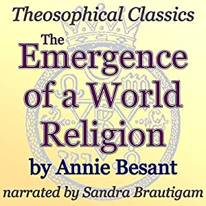 The Emergence of a World Religion Audiobook