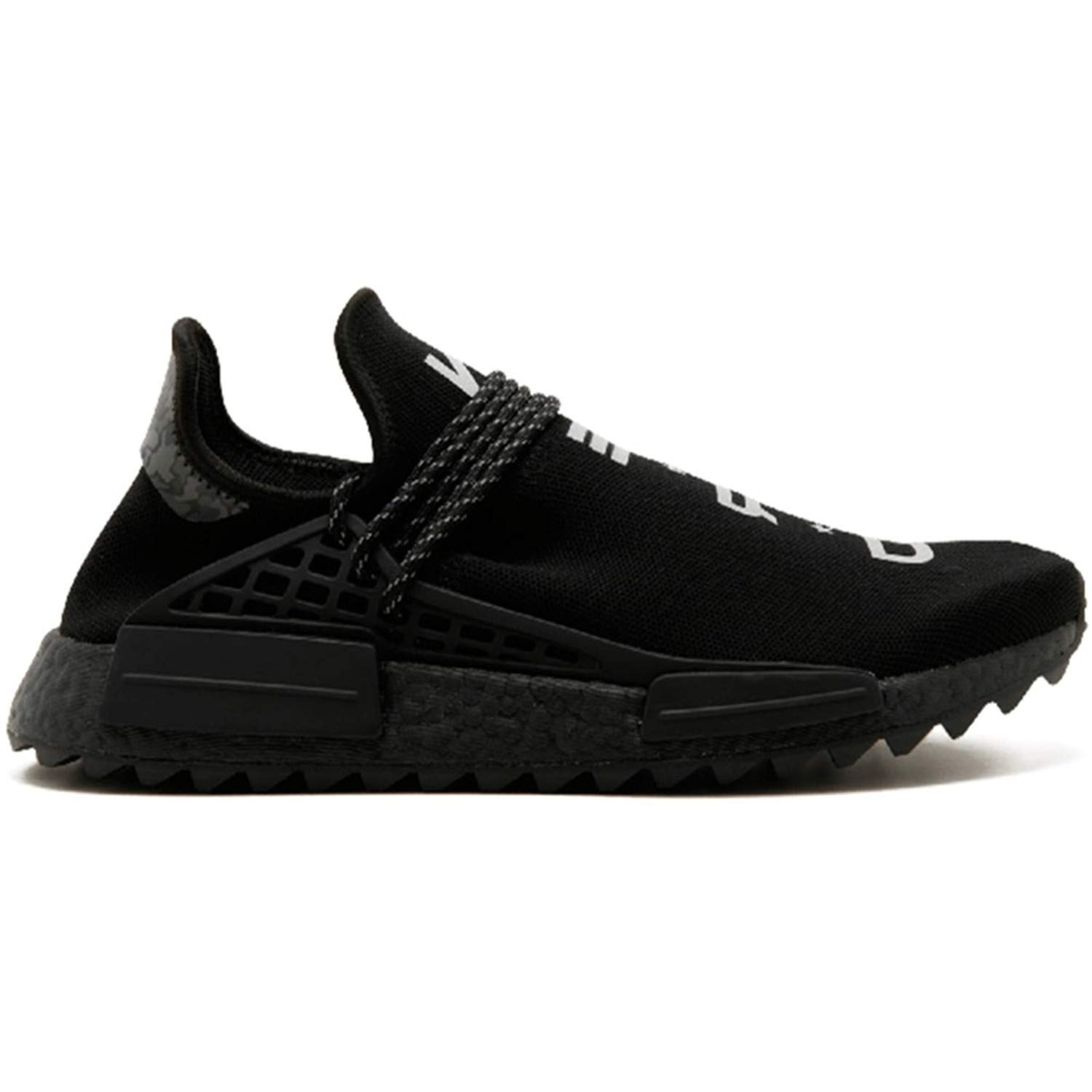 the latest 986ee bcd84 Human Race Running Shoes Men Women Runner Yellow Black White Red Green Grey  Blue Sport Sneaker Come Without Shoes Box