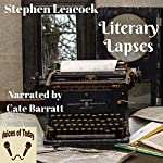 Literary Lapses | Stephen Leacock