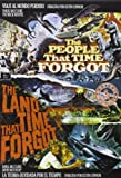 The People That Time Forgot - The Land That Time Forgot - 2 Dvd - Audio: English, Spanish - All Regions.