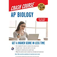 AP® Biology Crash Course, For the New 2020 Exam, Book + Online: Get a Higher Score in Less Time (Advanced Placement (AP) Crash Course)