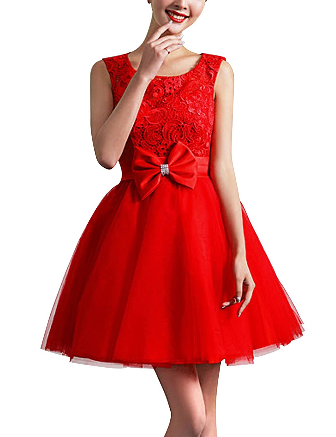 Lactraum LF4081?Bridesmaid Dress Ball Gown Evening Dress Prom Dresses Wedding Dresses Ball Gown Stripper Lace