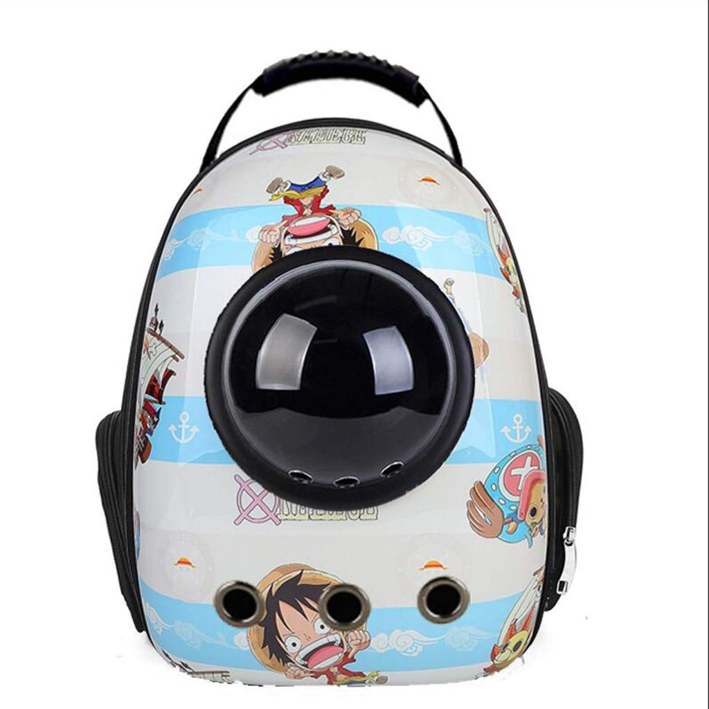K QIQI Dog Bag Outdoor Portable Backpack Teddy Pet Carrier For Cats And Dogs 29  27  42cm (color   K)