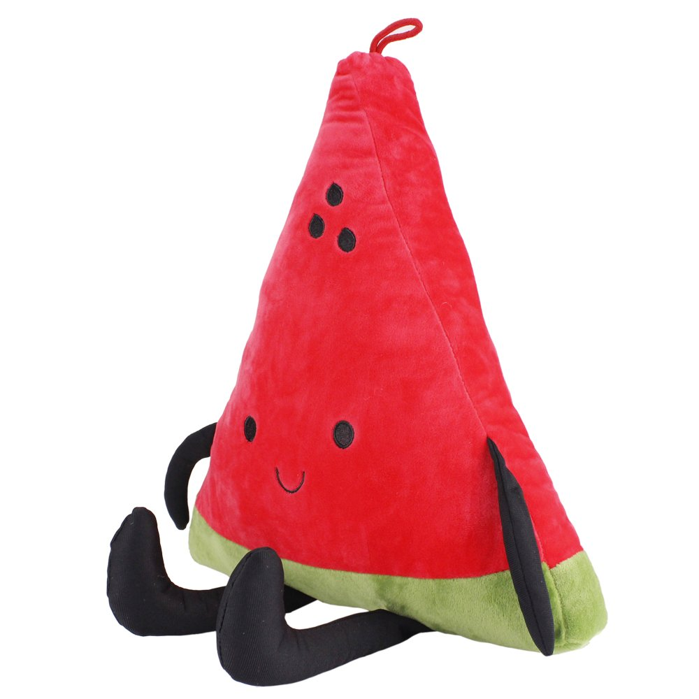 coffled Cute Watermelon Pillow Cushion Plush Toy Doll
