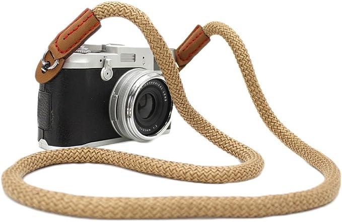 JJC Cámara Correa Para La Muñeca Para Sony Canon Nikon Panasonic Mirrorless Cámara Compacta