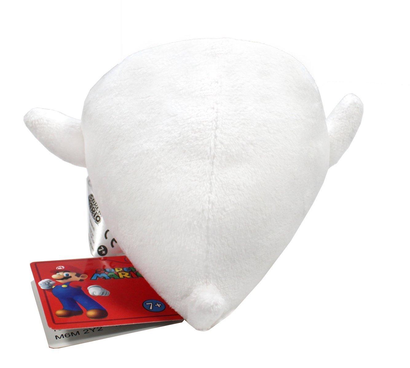 Jumbo Boo 8 with Boo 5 Plush Bundle