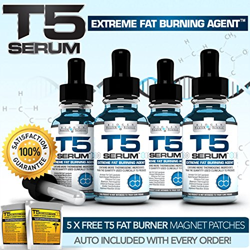 X4 EXTREME T5 FAT BURNERS SERUM XT- 100% LEGAL DIET/SLIMMING PILLS ALTERNATIVE by Weight Loss Supplements