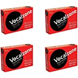 (4 PACK) - Vocalzone Vocalzone Throat Pastille Tablets | 24s | 4 PACK - SUPER SAVER - SAVE MONEY by Vocalzone