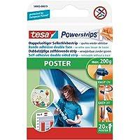 empireposter tesa Powerstrips ® Poster Inhalt 20 Stück