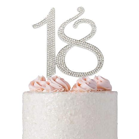 Amazon.com: Decoración para torta con ...