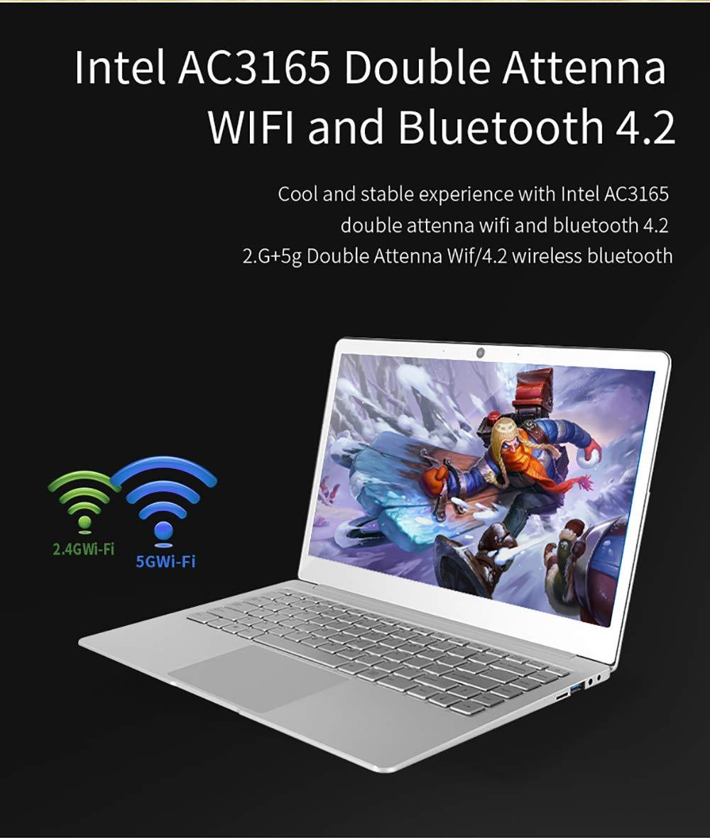 Amazon.com: Jumper EZbook X4 14 Inch FHD Laptop IPS Screen 128GB 6GB Intel Celeron J3455 Metal Case Notebook Backlit Keyboard Dual Band WiFi Ultrabook: ...