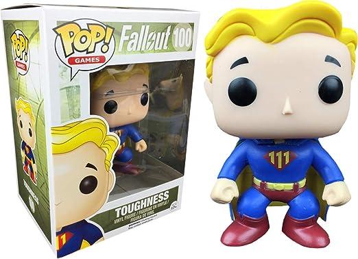 Funko 599386031 - Figura Fallout - Vault Boy Toughness: Amazon.es ...