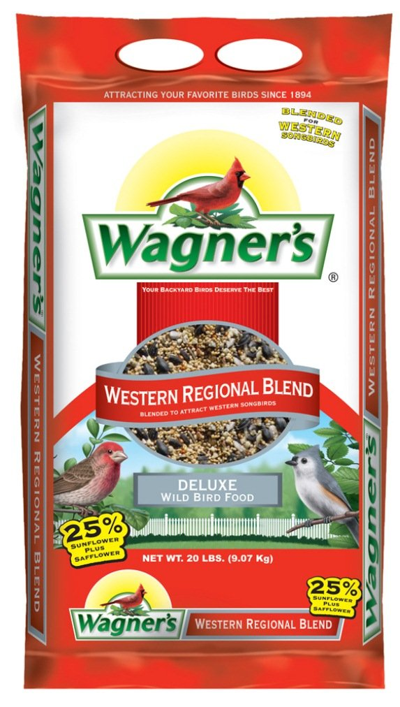 Wagner's 62008 Western Regional Blend, 20-Pound Bag by Wagner's