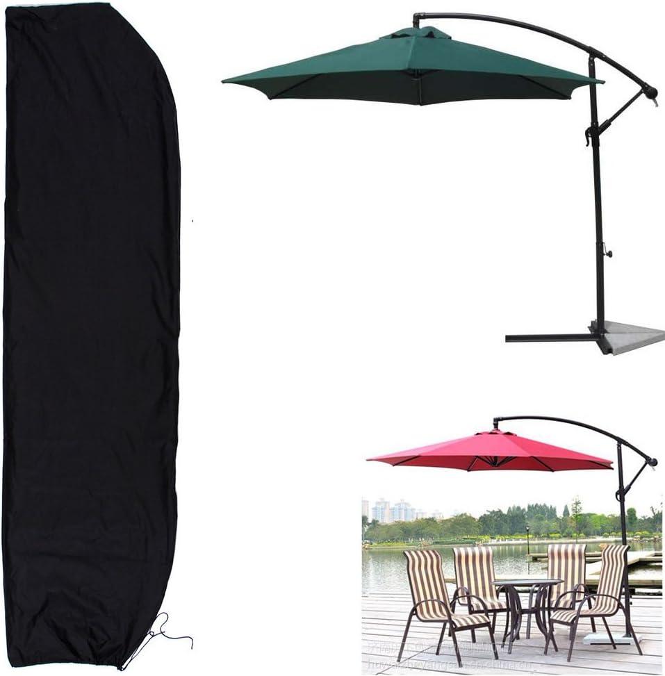 ANGTUO 2M Outdoor impermeabile Protezione UV parasole Copertura antiruggine antirumore per protettore mobili con zip