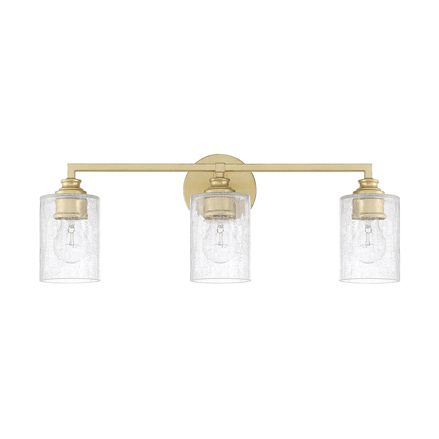Capital Lighting 120531CG-422 Three Light Vanity