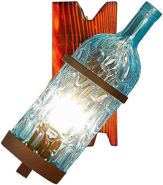 JILAN HOME Wall lamp- Lámpara de pared mediterránea colorida ...