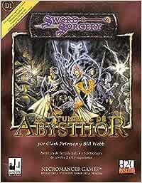 SWORD SORCERY LA TUMBA DE ABYSTHOR: Amazon.es: Libros