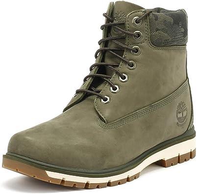 Supervivencia corazón perdido Inmundicia  Amazon.com | Timberland Radford 6 Inch A1UNN Boots Grape Leaf Size 10 |  Hiking Boots