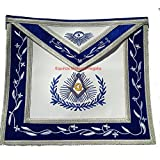 Masonic Equinox MR Master Mason Dress Apron For Blue Lodge Freemasons Regalia